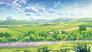 Rating: Safe Score: 114 Tags: clouds grass landscape leaves nobody original scenic sky yuuko-san User: Flandre93
