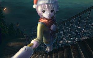 Rating: Safe Score: 20 Tags: christmas nagato_yuki suzumiya_haruhi_no_yuutsu User: Oyashiro-sama