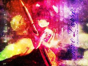 Rating: Safe Score: 3 Tags: kobayashi_yuji rainbow tagme User: Oyashiro-sama