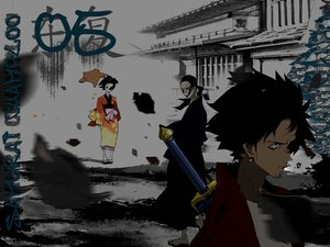 Rating: Safe Score: 10 Tags: fuu jin mugen samurai_champloo User: adrian_h402