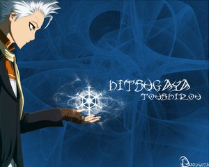 Rating: Safe Score: 27 Tags: all_male bleach blue green_eyes hitsugaya_toushirou male scarf short_hair signed white_hair User: zboy08