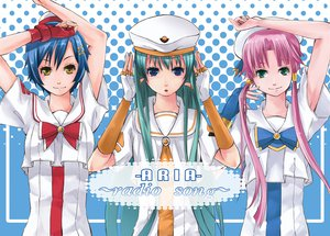 Rating: Safe Score: 17 Tags: aika_s_granzchesta alice_carroll aria mizunashi_akari User: HawthorneKitty