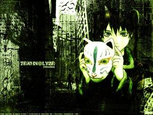 Rating: Safe Score: 11 Tags: mask ran_(texhnolyze) texhnolyze User: Oyashiro-sama