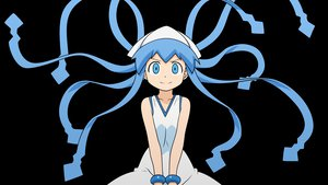 Rating: Safe Score: 49 Tags: blue_eyes blue_hair ikamusume shinryaku!_ikamusume transparent vector User: HawthorneKitty