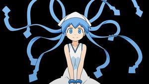 Rating: Safe Score: 49 Tags: blue_eyes blue_hair ikamusume loli shinryaku!_ikamusume transparent vector User: HawthorneKitty