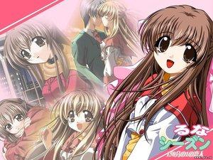 Rating: Safe Score: 8 Tags: brown_eyes brown_hair jpeg_artifacts long_hair tagme User: Oyashiro-sama