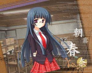 Rating: Safe Score: 13 Tags: bra-ban! kobuichi muririn yuzusoft User: Zero