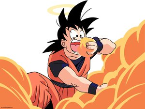 Rating: Safe Score: 22 Tags: dragonball son_goku User: N1
