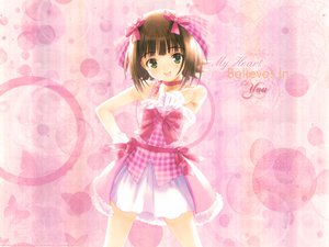 Rating: Questionable Score: 26 Tags: amami_haruka goto_p idolmaster User: 秀悟