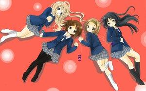 Rating: Safe Score: 5 Tags: akiyama_mio hirasawa_yui k-on! kotobuki_tsumugi tainaka_ritsu User: HawthorneKitty