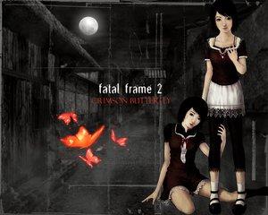 Rating: Safe Score: 9 Tags: fatal_frame_2 User: Oyashiro-sama