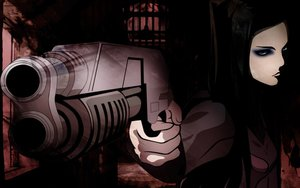 Rating: Safe Score: 35 Tags: ergo_proxy jpeg_artifacts re-l_mayer tagme User: Anime_man
