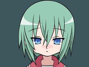 Rating: Safe Score: 14 Tags: iwasaki_minami lucky_star vector User: Oyashiro-sama