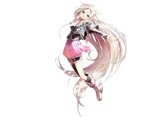 Rating: Safe Score: 196 Tags: akasaka_aka ia long_hair skirt vocaloid white User: Wiresetc