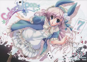 Rating: Safe Score: 19 Tags: alice_in_wonderland animal_ears dress izumi_tsubasu scan User: Xtea
