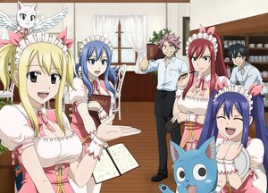 Rating: Safe Score: 14 Tags: animal black_hair blonde_hair blue_eyes blue_hair bluesnowcat breast_hold breasts cat charle_(fairy_tail) erza_scarlet fairy_tail gray_fullbuster group happy_(fairy_tail) headphones juvia_loxar long_hair lucy_heartfilia maid male natsu_dragneel pink_hair ponytail red_hair short_hair twintails wendy_marvell wings User: RyuZU