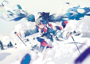 Rating: Safe Score: 55 Tags: hatsune_miku malu_(maluaya) vocaloid User: FormX