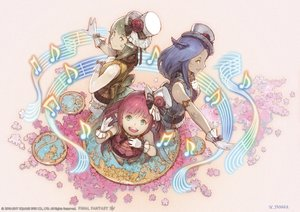 Rating: Safe Score: 33 Tags: animal_ears au_ra blue_hair catgirl final_fantasy final_fantasy_xiv gloves green_eyes green_hair hat lalafell long_hair miqo'te red_hair short_hair thighhighs yellow_eyes User: SciFi