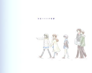 Rating: Safe Score: 22 Tags: asahina_mikuru group koizumi_itsuki kyon male nagato_yuki suzumiya_haruhi suzumiya_haruhi_no_yuutsu white winter User: Oyashiro-sama