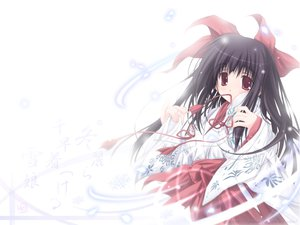 Rating: Safe Score: 21 Tags: japanese_clothes miko nagomi tenmu_shinryuusai white User: Oyashiro-sama