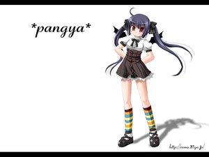 Rating: Safe Score: 15 Tags: kneehighs kooh pangya white wings User: Oyashiro-sama