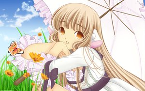 Rating: Questionable Score: 26 Tags: chii chobits User: 秀悟