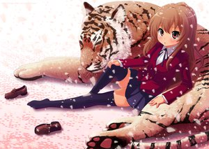 Rating: Safe Score: 48 Tags: aisaka_taiga toradora User: HawthorneKitty