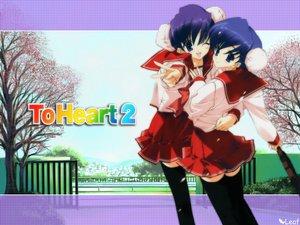 Rating: Safe Score: 5 Tags: aquaplus himeyuri_ruri himeyuri_sango leaf nakamura_takeshi to_heart to_heart_2 twins User: Oyashiro-sama