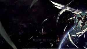 Rating: Safe Score: 69 Tags: earth gundam_wing mecha mobile_suit_gundam planet space stars wings User: Maboroshi