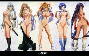 Rating: Explicit Score: 462 Tags: breasts chouun_shiryuu ikkitousen kanu_unchou navel nipples ryomou_shimei sonken_chuubou sonsaku_hakufu uncensored vagina User: abdd