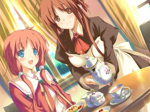 Rating: Safe Score: 12 Tags: amagahara_inaho food happy_magarette kokonoka maid sakura_mao User: 秀悟