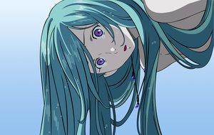Rating: Questionable Score: 99 Tags: eureka eureka_seven green_hair purple_eyes vector User: HawthorneKitty