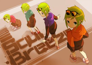 Rating: Safe Score: 70 Tags: gumi tomioka_jirou vocaloid User: HawthorneKitty