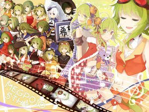 Rating: Safe Score: 65 Tags: gumi hiragi_rin vocaloid User: FormX