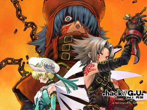 Rating: Safe Score: 8 Tags: .hack// .hack//g.u. atoli haseo kite_of_the_azure_flame sadamoto_yoshiyuki tri-edge User: Oyashiro-sama