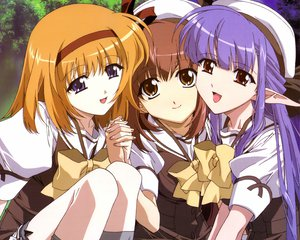 Rating: Safe Score: 12 Tags: fuyou_kaede nerine pointed_ears scan shuffle User: pantu