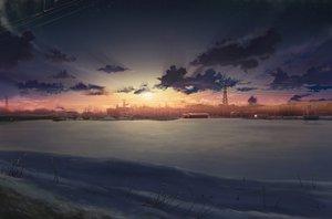 Rating: Safe Score: 128 Tags: clouds landscape living nobody original scenic sky snow sunset User: opai