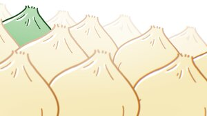 Rating: Safe Score: 5 Tags: bulbasaur close food higa-tsubasa pokemon polychromatic User: otaku_emmy