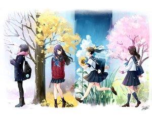 桜・花見の壁紙 1432×1080px 1008KB