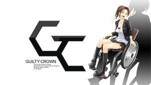 Rating: Safe Score: 126 Tags: guilty_crown redjuice shinomiya_ayase User: Daniel_92