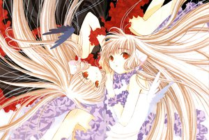 Rating: Safe Score: 14 Tags: chii chobits clamp freya User: Oyashiro-sama