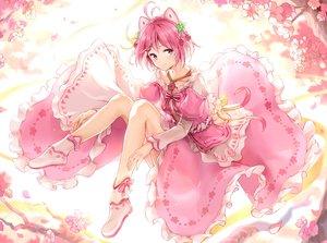 桜・花見の壁紙 3843×2857px 6095KB