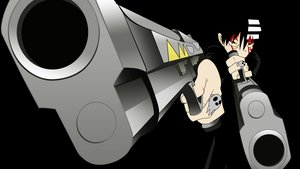 Rating: Safe Score: 20 Tags: blood death_the_kid gun soul_eater weapon yellow_eyes User: cbreezy122112