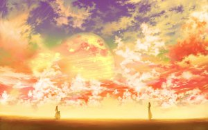 Rating: Safe Score: 73 Tags: clouds moon scenic sky tengen_toppa_gurren_lagann third-party_edit viral User: yb3794as