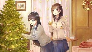 クリスマスの壁紙 1920×1080px 827KB