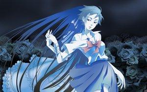 Rating: Safe Score: 30 Tags: blood_(anime) blue diva otonashi_saya polychromatic school_uniform twins vampire User: lynx