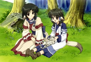 Rating: Safe Score: 17 Tags: aruruw eruruw utawarerumono User: 秀悟