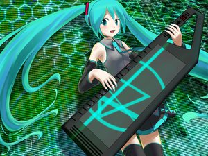 Rating: Safe Score: 12 Tags: hatsune_miku vocaloid User: HawthorneKitty