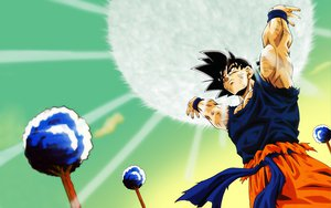 Rating: Safe Score: 31 Tags: dragonball son_goku User: connardman