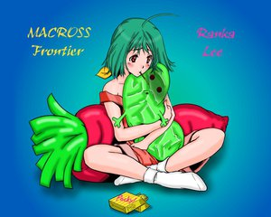 Rating: Questionable Score: 3 Tags: macross macross_frontier ranka_lee User: 秀悟